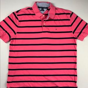 Tommy Hilfiger polo shirt.